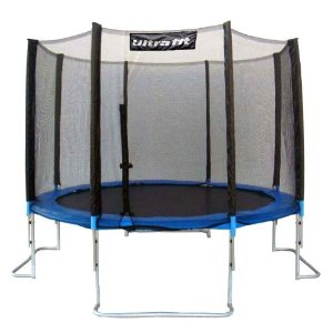 ultrafit by ultrasport gartentrampolin jumper 366 cm. Black Bedroom Furniture Sets. Home Design Ideas